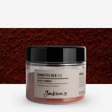 Jackson's : Artist Pigment : Hematite Red PR102 : 25g (in 50ml Jar)