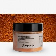 Jackson's : Artist Pigment : Mars Orange PY42/PR101 : 25g (in 50ml Jar)