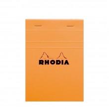 Rhodia : No.13 Graph Pad : Orange Cover : 80 Sheets : A6