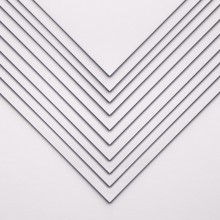 R.K. Burt : Environmount : White Mount Board : A1 : 10 Sheets