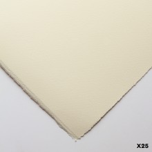 Somerset : Printmaking Paper : 56x76cm : Soft White : Satin : 25 Sheets