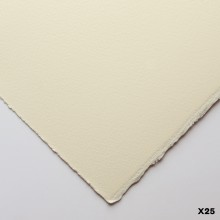 Somerset : Printmaking Paper : 56x76cm : Soft White : Velvet : 25 Sheets