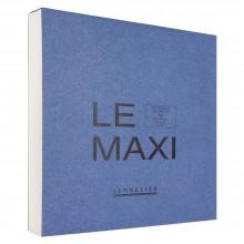 Sennelier : Le Maxi : Sketchbook : 25x25cm (10x10in)