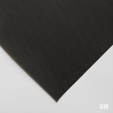 UART : Dark Sanded Pastel Paper : 10 Sheet Pack : 9x12in (23x30cm) : 600 Grade