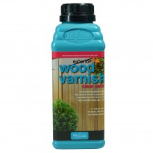 Polyvine : Exterior Wood Varnish : 500 ml