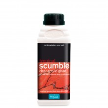 Polyvine : Tropical Scumble Longer Open Time : 500 ml