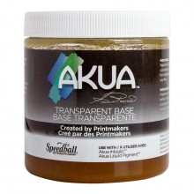 Akua : Modifier : 8oz : 236ml : Transparent Base