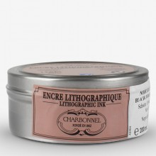 Charbonnel : Lithographic Drawing Ink : Medium : 200ml : Black