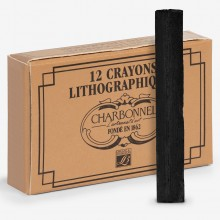 Charbonnel : Lithographic Pencil : Copal : Very Hard : Box of 12