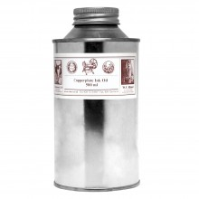 Cornelissen : Copper Plate Ink Oil : Thin : 500ml