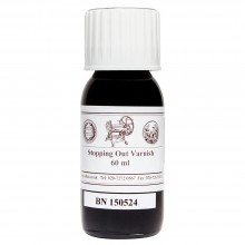 Roberson : Rhinds : Stopping Out Varnish Dark : 60ml
