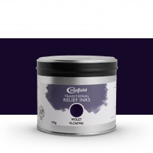 Cranfield : Traditional Relief Ink : 500g : Violet