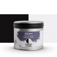CRANFIELD : Traditional Relief Ink : 500g : Transparent Extender
