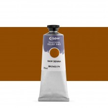Cranfield : Traditional Relief Ink : 75ml : Raw Sienna