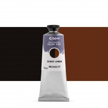 Cranfield : Traditional Relief Ink : 75ml : Burnt Umber