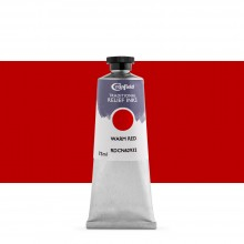 CRANFIELD : Traditional Relief Ink : 75ml : Warm Red