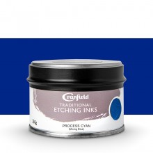 Cranfield : Traditional Etching Ink : 250g : Process Cyan