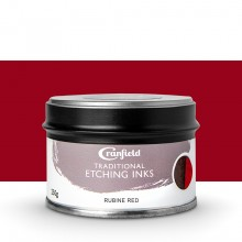 Cranfield : Traditional Etching Ink : 250g : Rubine Red