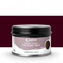 Cranfield : Traditional Etching Ink : 250g : Carbazole Violet