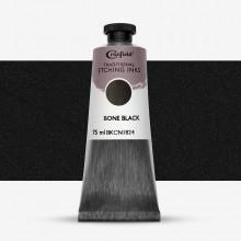 Cranfield : Traditional Etching Ink : 75ml : Bone Black