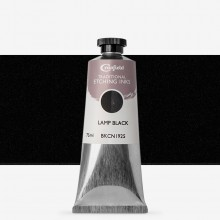 Cranfield : Traditional Etching Ink : 75ml : Lamp Black