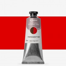 Cranfield : Traditional Etching Ink : 75ml : Permanent Red