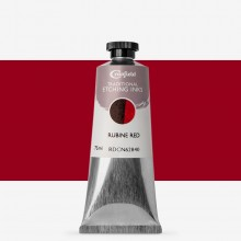 Cranfield : Traditional Etching Ink : 75ml : Rubine Red