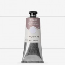 Cranfield : Traditional Etching Ink : 75ml : Opaque White