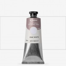 Cranfield : Traditional Etching Ink : 75ml : Zinc White