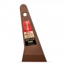 Japanese Rubber Ink Scraper : 70mm