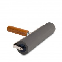 Japanese Soft Rubber Roller / Brayer : 30 Shore : 210mm