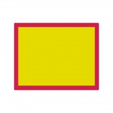 Jackson's : Aluminium Screen Printing Screen : 90T Yellow Mesh : 19x24 inches