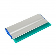Jackson's : Aluminium Squeegee holder with square cut blade : 12 inches