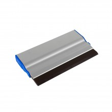 Jackson's : Aluminium Squeegee holder with V cut blade : 9 inches