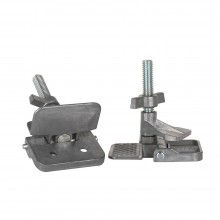 Jackson's : Aluminium Hinge Clamps : Pack of 2