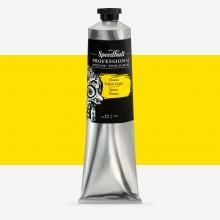 Speedball : Professional Relief Ink : 5oz (147.9ml) : Hansa Yellow Light
