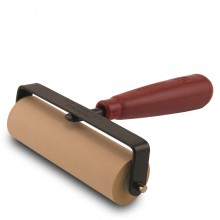 Speedball : Soft Rubber Roller / Brayer : 4in