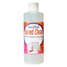 Speedball : Speed Clean 16oz (473ml)
