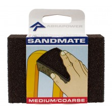 RTF Granville : Foam Sanding Sponge : Coarse One Side - Medium on Other