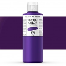 Vallejo : Textile Paint : 200ml : Parma Violet