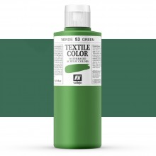 Vallejo : Textile Paint : 200ml : Green
