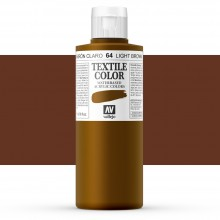 Vallejo : Textile Paint : 200ml : Tobac