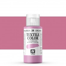 Vallejo : Textile Paint : 60ml : Orchid