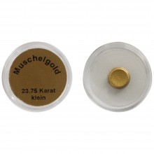 Handover : Shell Gold Watercolour Pan : Gold 23.75 ct : Small