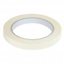 Handover : Standard Masking Tape : 0.5in x 50m : Pack of 18