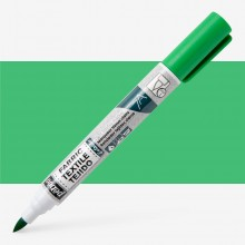 Pebeo Setaskrib+ Fabric Marker Brush Tip Light Green