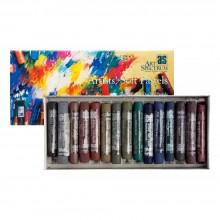 Art Spectrum : Soft Pastel : Set of 15 : Darks