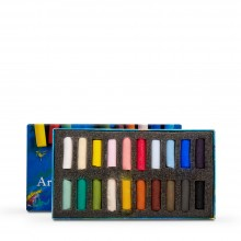 Art Spectrum : Soft Pastel : Half Stick : Set of 20 : Assorted