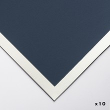 Art Spectrum : Colourfix Original : Pastel Paper : 50x70cm : Storm Blue : Pack of 10