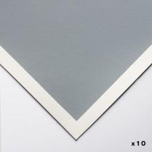 Art Spectrum : Colourfix Original : Pastel Paper : 50x70cm : Blue Haze : Pack of 10